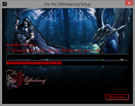 install Erste Schritte | Die 4te Offenbarung (D4O) - Free to play MMORPG